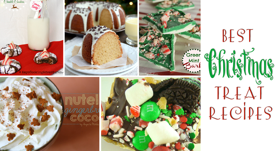 Best Christmas Treat Recipes