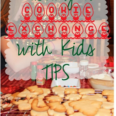 Tips for Hosting a Cookie Exchange for Kids