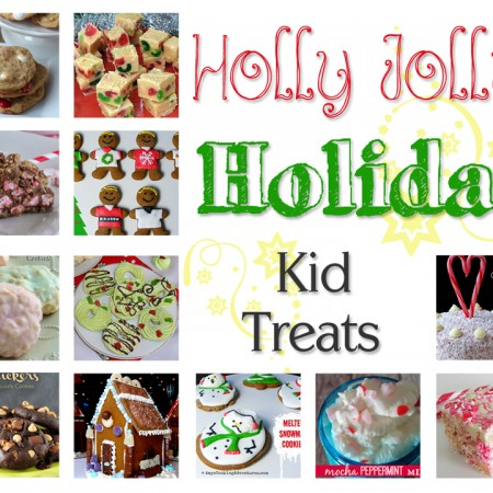 Holly Jolly Holiday Kid Treats