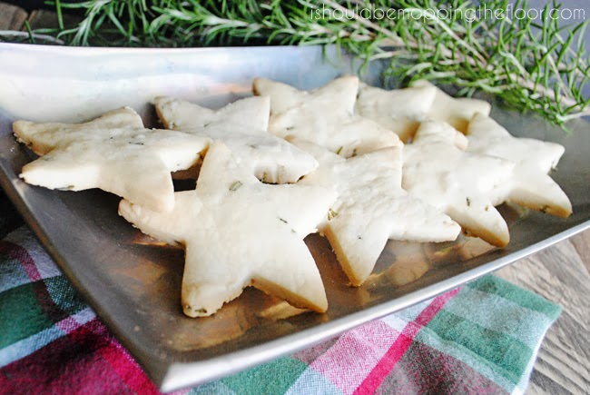 star_shortbread, 15 Holiday Cookie Recipes, Create Link Inspire Features at Kleinworth & Co.