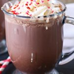 Cinnamon Roll Hot Chocolate