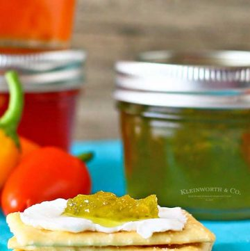 Simple Pepper Jelly