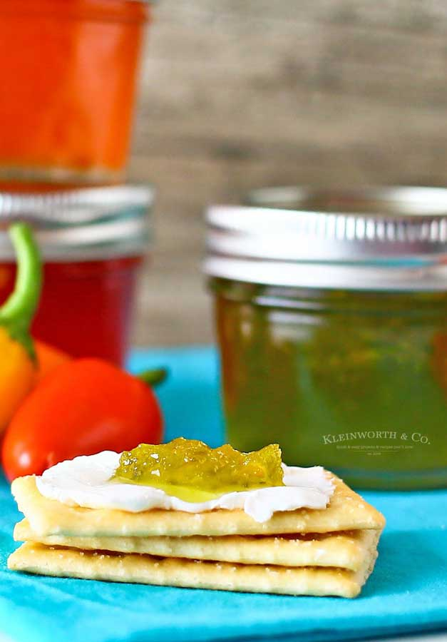 Simple Pepper Jelly Kleinworth Co