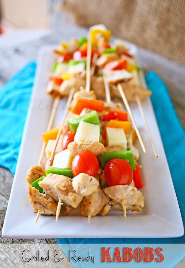 Grilled & Ready Kabobs
