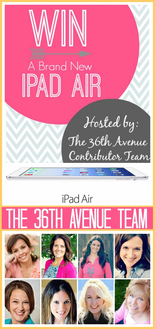 WIN iPad Air Giveaway