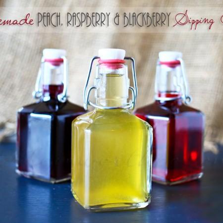 Homemade Sipping Brandy