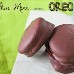 Thin Mint Meets Oreo
