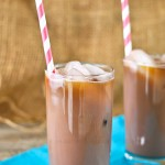 Chocolate Marshmallow Iced Coffee ~ #TruMoo
