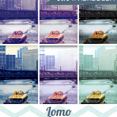 Lomo Action Set from Life n' Reflection