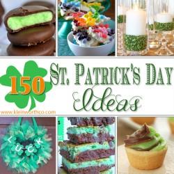 150 St. Patrick's Day Ideas
