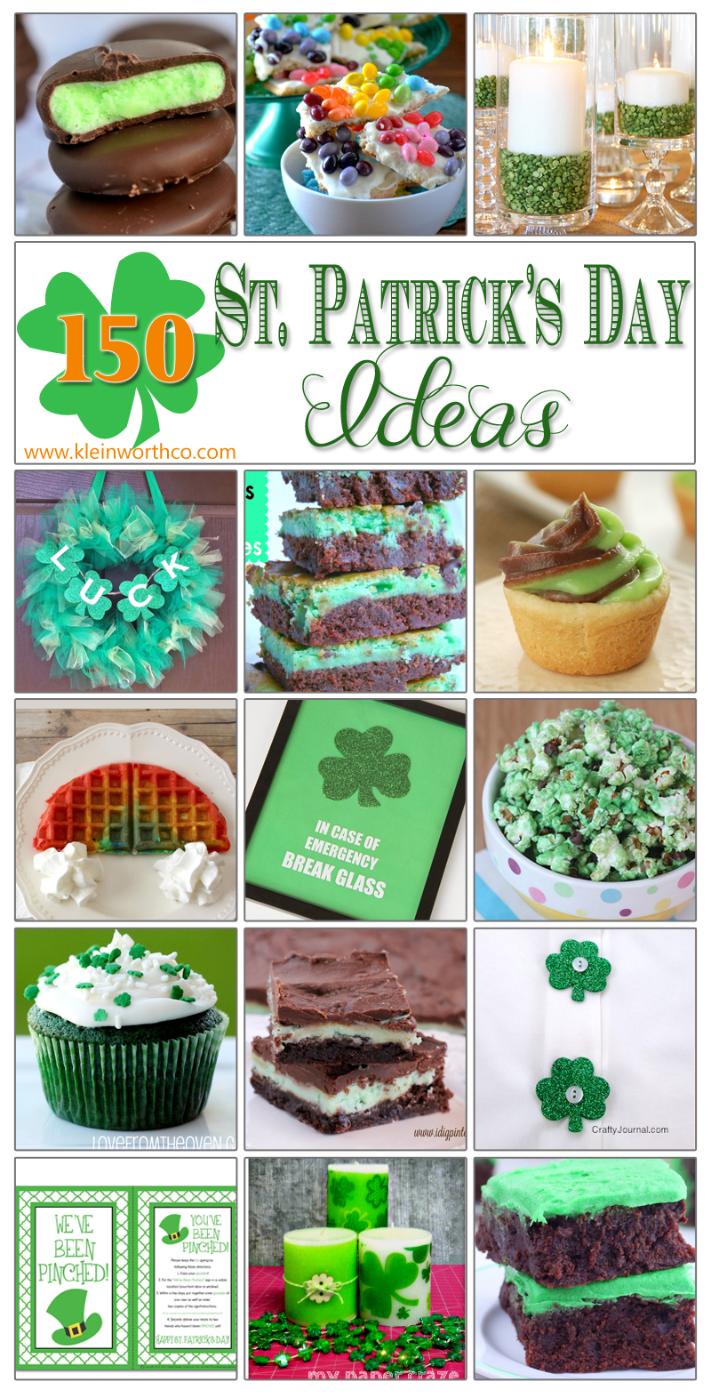 150 St. Patrick's Day Ideas