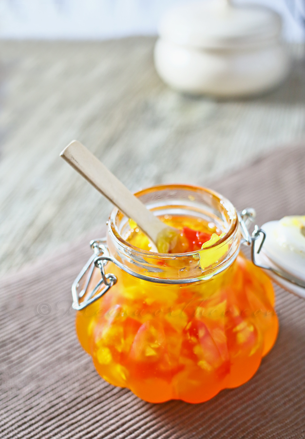 Pineapple Red Pepper Chutney