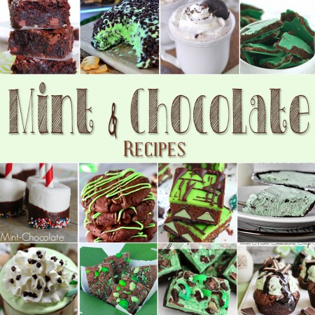 Mint & Chocolate Recipes