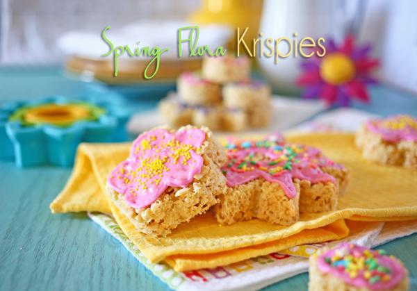 Spring Flora Krispies