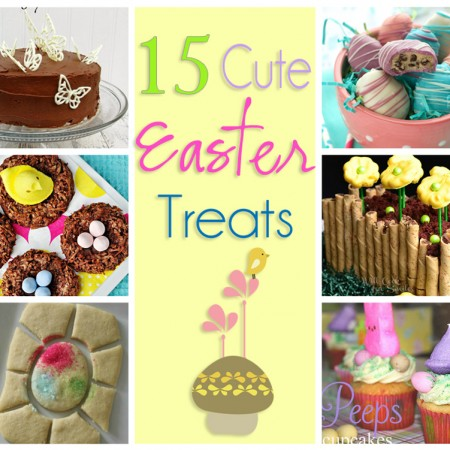 15 Cute Easter Treats