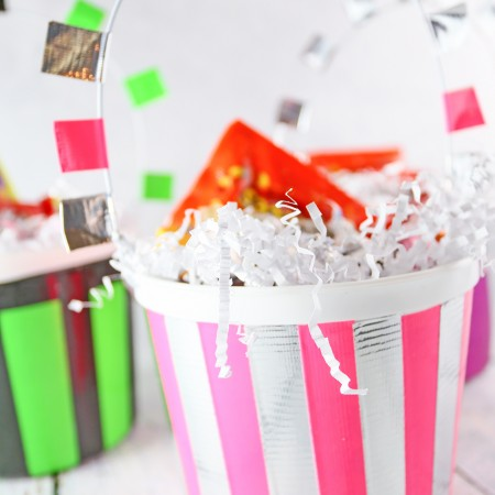 DIY Easter Bucket