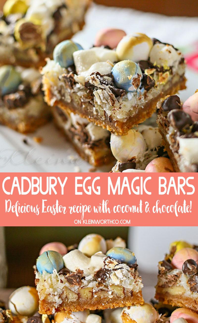 Cadbury Magic Bars