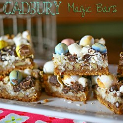 Cadbury Magic Bars