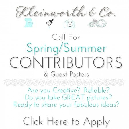Call for Contributors