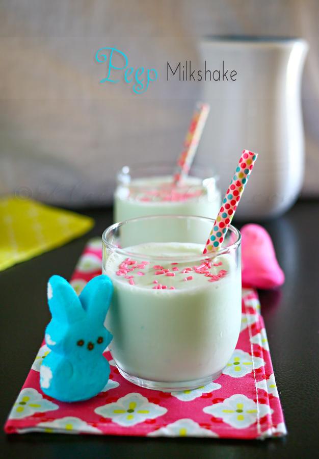 Peep Milkshake