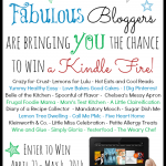 Bloglovin' Kindle Fire Giveaway