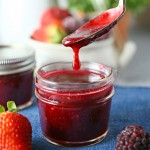 Triple Berry Sauce, www.kleinworthco.com