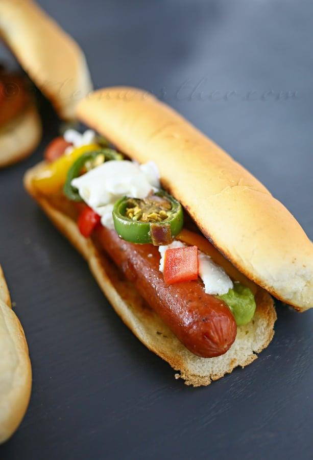 Gourmet Hot Dogs  www.kleinworthco.com
