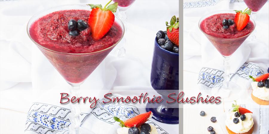 Berry Smoothie Slushie www.kleinworthco.com