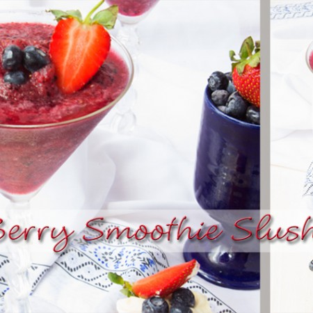 Berry Smoothie Slushie www.kleinworthco.com