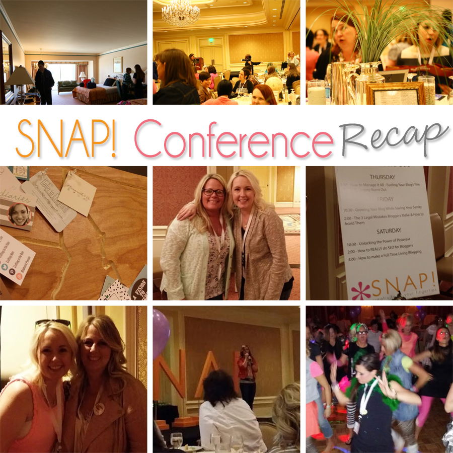 SNAP! Conference Recap