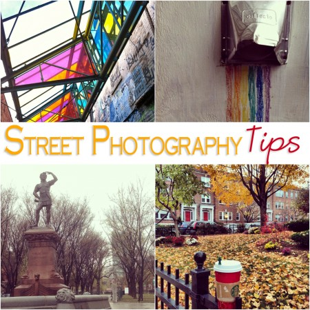 Tips for Street Photography