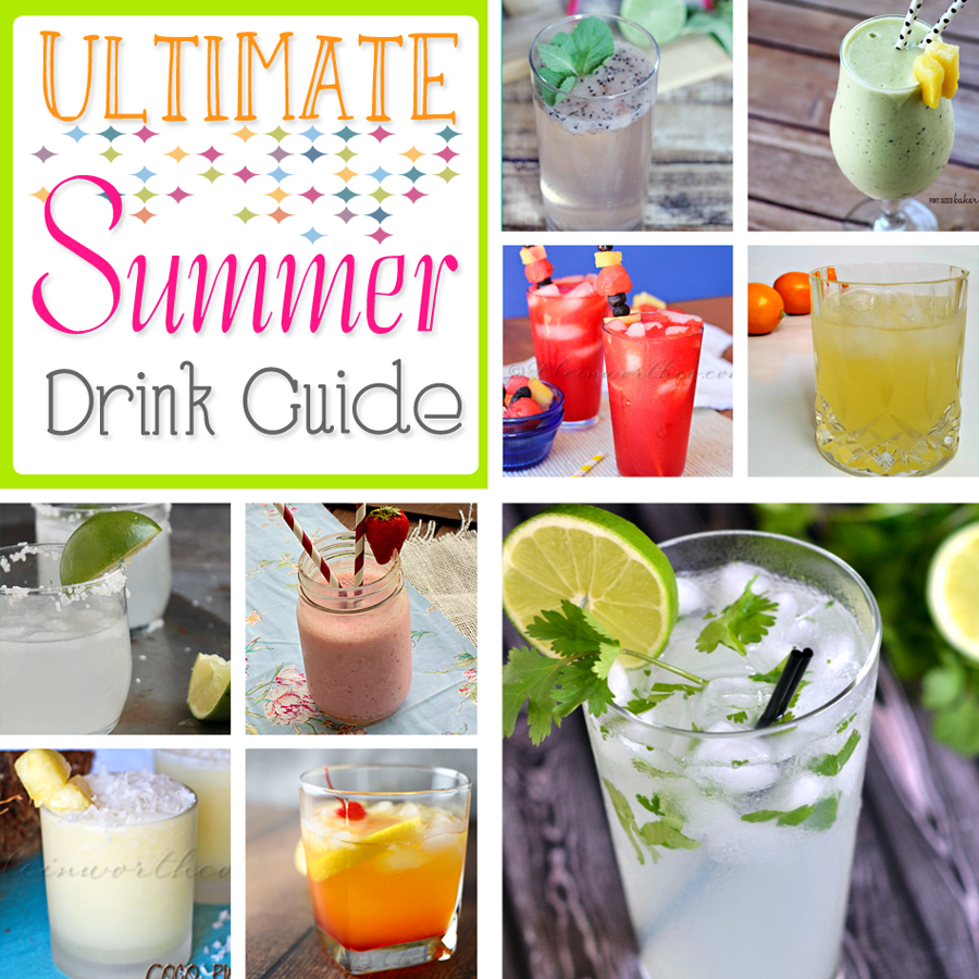 Ultimate Summer Drink Guide