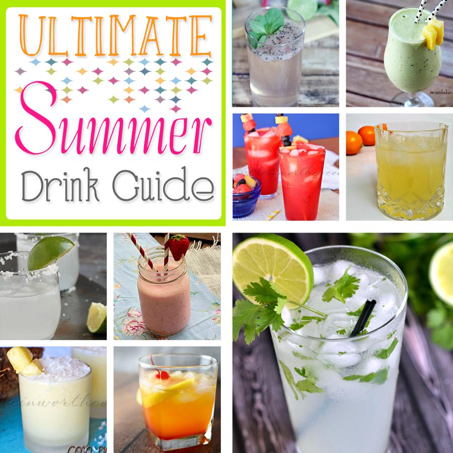 Ultimate Summer Drink Guide