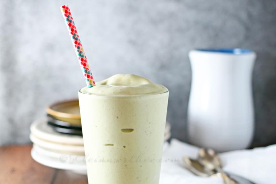 Matcha Shake www.kleinworthco.com