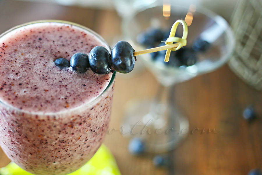 Blueberry Daiquiri