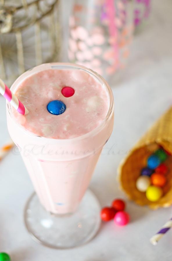 Bubblegum Milkshake