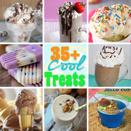 35+ Cool Treats