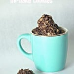 Coffee Infused No Bake Cookies from One Krieger Chick for Kleinworth & Co.