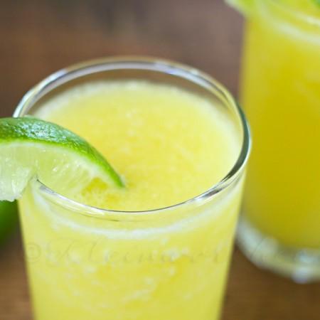 Pineapple Sparkler