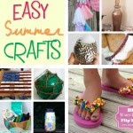 Easy Summer Crafts