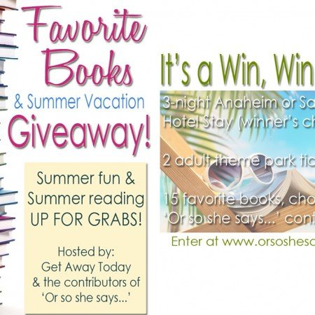 Favorite Books Giveaway 950