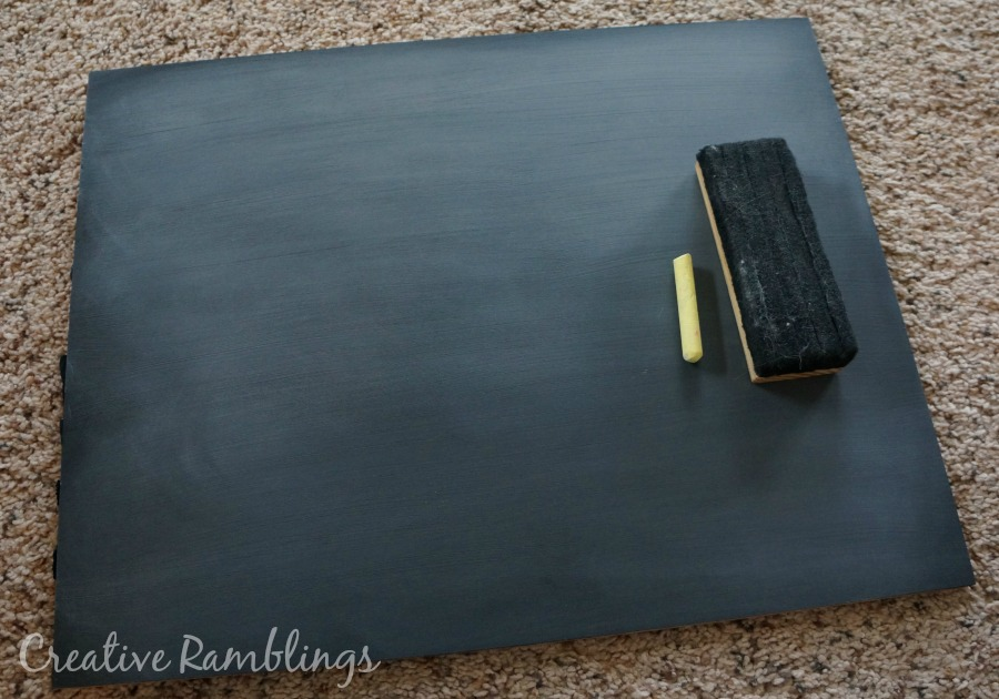 Summer Anchor Chalkboard Art