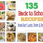 135 Back to School Recipes