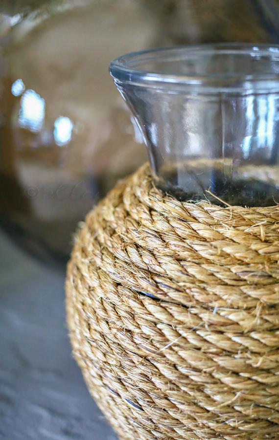 Easy Rope Vase