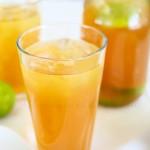 Coconut Lime Tea