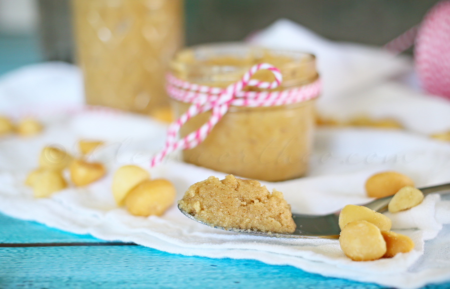Almond & Macadamia Nut Butter