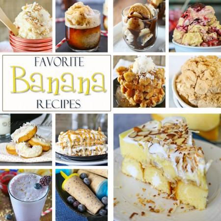 Favorite Banana Recipes