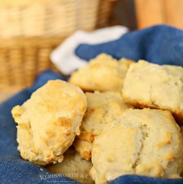 15-Minute Drop Biscuits