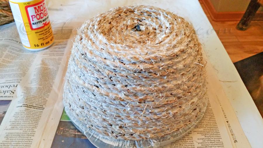 DIY Sisal Basket
