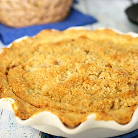 Apple Pie ~ Easiest Homemade Recipe